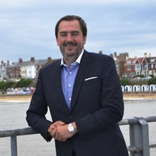 Robert Gough, Suffolk Tourism and the BHA (British Hospitlaity Association) Eastern Region