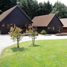 Alpine Park Cottages Aylesbeare Exeter Devon