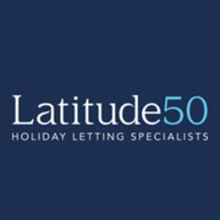 Latitude 50 Rock Cornwall Logo