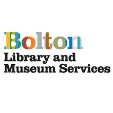 Bolton Library and Museum Services logo