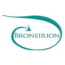 Broneirion Llandinam Powys Logo