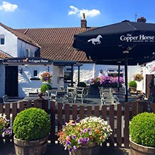 The Copper Horse Restaurant and Cottages Seamer