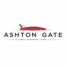 Ashton Gate Stadium Bristol logo