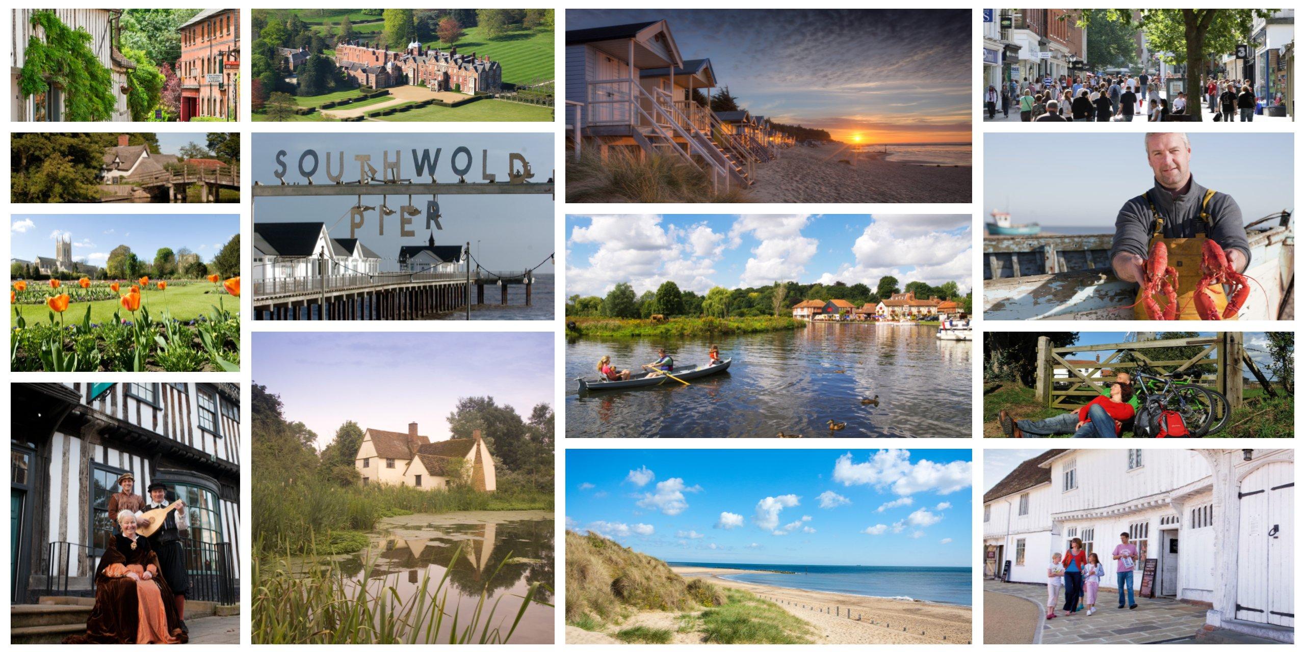 East Anglia Courses