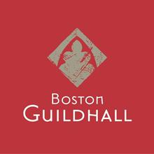 Boston Guildhall logo Visit Lincoln