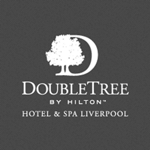 DoubleTree by Hilton Hotel & Spa Liverpool logo